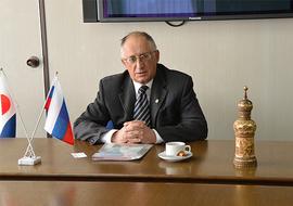 Granovsky Alexander Borisovich教授
