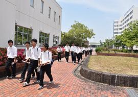 愛知県立安城南高等学校