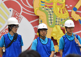 NHK学生ロボコン2015