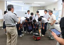 愛知県立御津高等学校