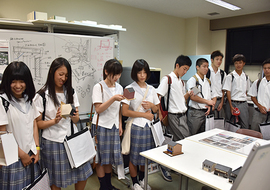 富山県立南砺福野高等学校