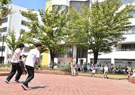 第32回(平成27年度)オープンキャンパス