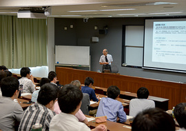 平成27年度 開発リーダー特論 第1講義