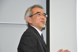 平成27年度最終講義