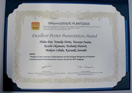 Excellent Poster Presentation Award