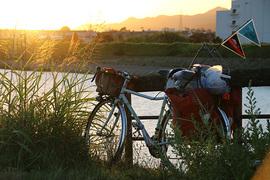 今回の旅行で使用される自転車