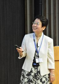 理系女性研究者の活躍促進シンポジウム