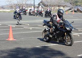 平成28年度バイク安全運転講習会