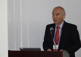 Keynote speech by President Onishi