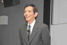 北村 健三教授