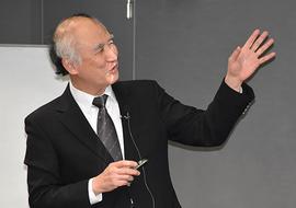 松本 博教授