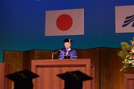 President Takashi Onishi