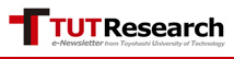 TUT Research:e-Newsletter from Toyohashi University of Technology