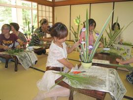 NEU students get a taste of Japanese culture.jpg