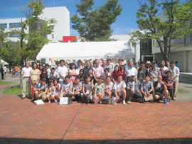 The NEUgroup also took part in the TUT open campus.jpg