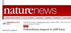 Fukushima impact is still hazy - Nature News_1316579056123.jpg