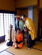 二川宿本陣資料館における歴史体験.jpg