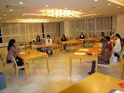 女子学生講演会