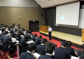 島田工業高等学校ラボツアー