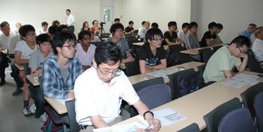 第1回ICCEED(国際協力センター)セミナー