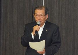 川口文夫氏