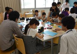 【特別企画】 小学生向け体験学習教室