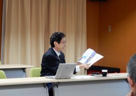 教育の質保証に関する打ち合わせ:井上学長特別補佐