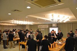 会議後に開催された、スーパーグローバル大学創成事業 KICK OFF会