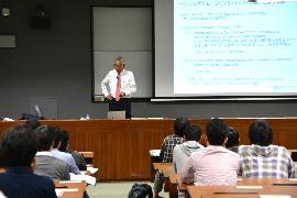 バトンゾーン特論 第2講義