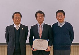高周波整流コンテスト GHz部門 High Efficiency Award