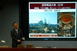 加藤史郎教授最終講義01